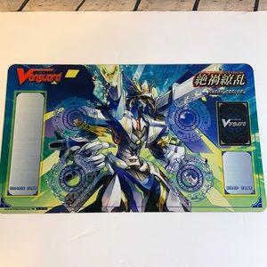 Blue Wave Dragon, Terra-Drive Dragon Playmat